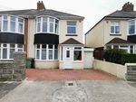 Thumbnail to rent in Waverley Road, Plymouth