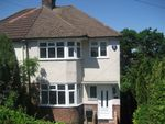 Thumbnail to rent in Braeside Road, Southampton