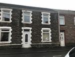 Thumbnail to rent in 3 Edward Street, Port Talbot, Neath Port Talbot.