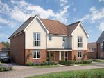 "Thumbnail to rent in ""St. James"" at Biggs Lane, Arborfield, Reading"