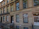 Thumbnail to rent in Terraced Town House, Glasgow West End