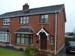 Thumbnail to rent in 24 Whitehorn Brae, Kinallen, Dromore