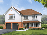 Thumbnail to rent in Plot 29, The Penrhos, Middlewich Road, Sandbach, Cheshire