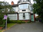 Thumbnail to rent in Queens Drive, Mossley Hill, Liverpool