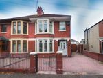 Thumbnail for sale in Avondale Road, Cardiff