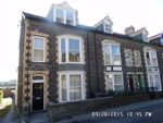 Thumbnail for sale in St Georges Terrace, Aberystwyth, Ceredigion