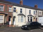 Thumbnail to rent in Moy Road, Roath, (6 Bed)