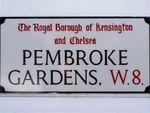 Thumbnail to rent in Pembroke Gardens, London
