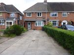 Thumbnail for sale in Frankley Beeches Road, Northfield, Birmingham