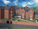 Thumbnail for sale in Plot 6, Kenilworth Place, Audley Binswood Avenue, Leamington Spa