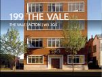 Thumbnail to rent in 199 The Vale, London