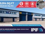Thumbnail to rent in Unit 84, London Industrial Park, Roding Road, Beckton, London