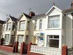 Thumbnail to rent in Wellfield Avenue, Porthcawl