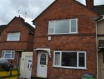 Thumbnail to rent in Coronation Road, Wednesbury