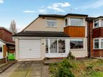 Thumbnail for sale in Peverill Road, Wolverhampton