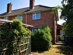 Thumbnail for sale in Nasmith Road, Norwich