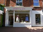 Thumbnail to rent in Ladies Fashion / Clothes Shop, Clifton Street, Lytham, Lancashire