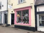 Thumbnail to rent in Retail Premises, 22 New Street, Ledbury, Herefordshire
