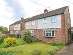 Thumbnail for sale in Salisbury Crescent, Cheshunt, Waltham Cross