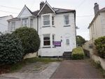 Thumbnail for sale in Trelawney Road, St. Austell