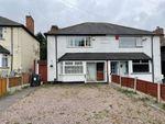 Thumbnail for sale in Burney Lane, Washwood Heath, Birmingham