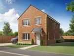 "Thumbnail to rent in ""Longford"" at Plowes Way, Knottingley"