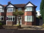 Thumbnail for sale in Napier Road, Heaton Moor