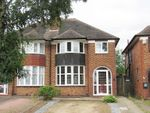 Thumbnail for sale in Butler Road, Solihull