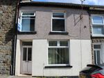 Thumbnail to rent in Marian Street, Tonypandy