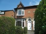Thumbnail to rent in Park Road, Sutton Coldfield