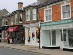 Thumbnail to rent in High Street, Southwold