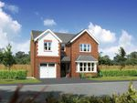 """Thumbnail to rent in """"Hampsfield"""" At Close Lane, Alsager, Stoke-On-Trent ST7, Alsager,"""