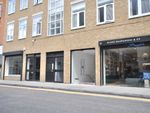 Thumbnail to rent in Redchurch Street, Ground Floor Shop, London