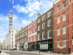 Thumbnail to rent in Cleveland Street, Fitzrovia, London
