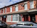 Thumbnail to rent in Banff Road, Rusholme