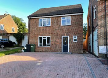 Thumbnail 3 bed detached house to rent in Three Acre Road, Newbury