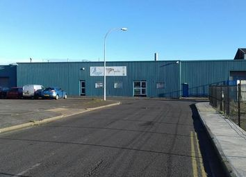 Thumbnail Light industrial to let in Former Eagle Seafoods Premises, Kemp Road, Grimsby, North East Lincolnshire