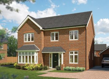 """Thumbnail 4 bed detached house for sale in """"The Maple"""" at Hobnock Road, Essington, Wolverhampton"""