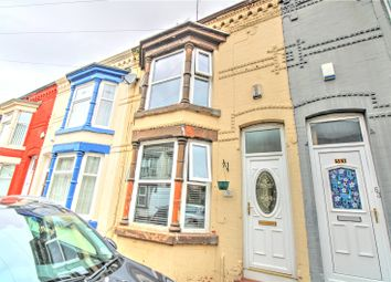 Thumbnail 2 bed terraced house for sale in Bowden Street, Liverpool