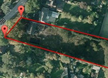 Thumbnail Land for sale in Stoughton Road, Oadby