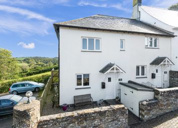 Thumbnail 3 bed end terrace house for sale in Union Cottages, Fore Street, Holbeton