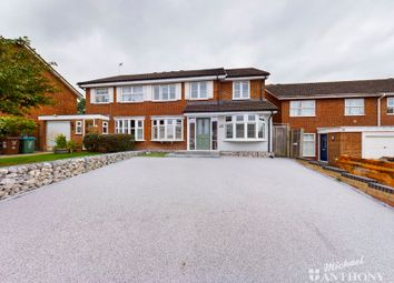 Thumbnail 4 bed semi-detached house for sale in Waivers Way, Aylesbury
