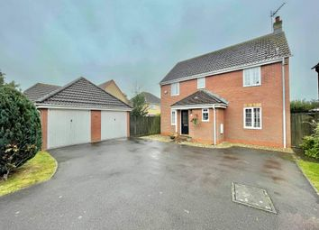 Thumbnail 4 bed detached house for sale in Church View, Gillingham