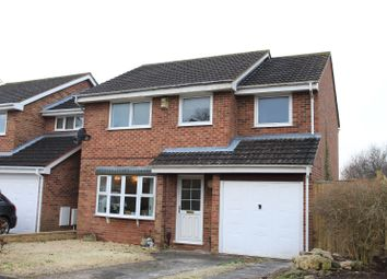 Thumbnail 4 bed detached house for sale in Noble Avenue, North Common