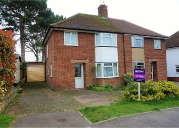 Thumbnail 3 bedroom semi-detached house for sale in Grosvenor Road West, Baldock