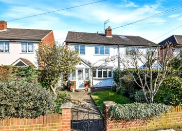 Thumbnail 4 bed semi-detached house for sale in Parkhurst Road, Bexley Village, Kent