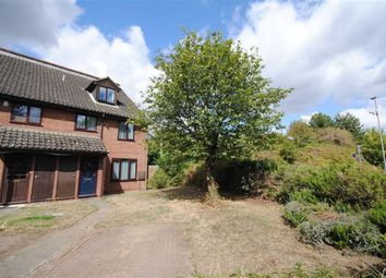 Thumbnail 3 bed end terrace house for sale in Wyngates, Linslade, Leighton Buzzard