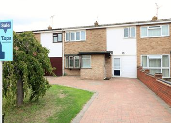 Thumbnail 4 bedroom semi-detached house for sale in Hogarth Drive, Shoeburyness, Southend-On-Sea