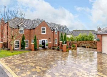Thumbnail 5 bed detached house for sale in Manders Close, Astwood Bank, Redditch