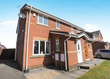 Thumbnail 3 bed semi-detached house for sale in Alder Close, Bury, Greater Manchester